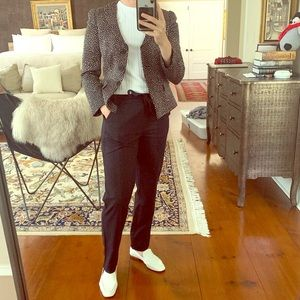 Armani Collezioni wool + silk blazer sz 2